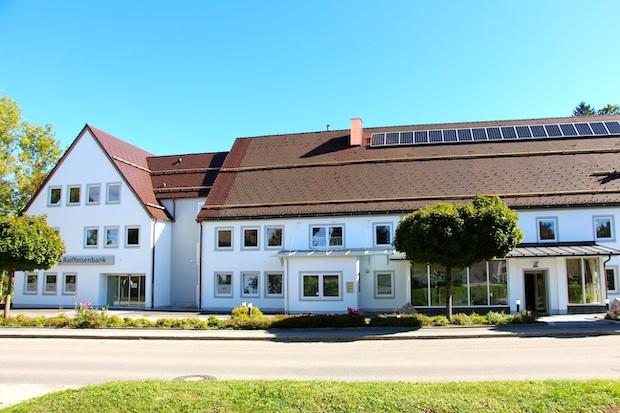 Raiffeisenbank Steingaden eG, Hauptstelle Steingaden , Füssener Strasse 15, 86989 Steingaden